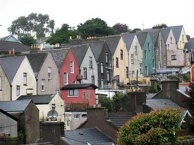 Irish stacked houses