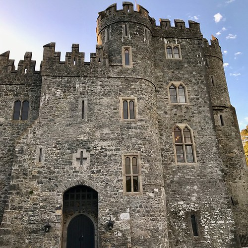Stay in a Castle in Ireland – Kilkea Castle Hotel