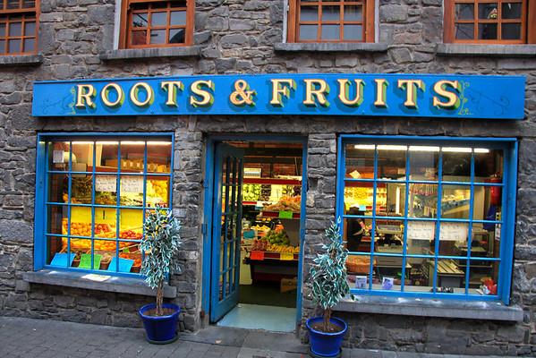 Roots & Fruits - Kilkenny, Ireland