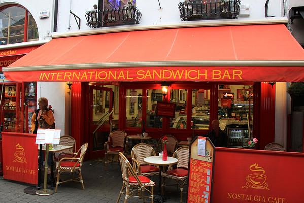 International Sandwich Bar - Kilkenny, Ireland