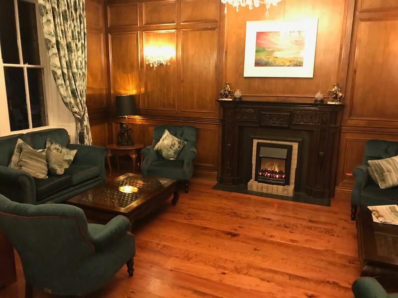 Muckross Park Hotel Room - Library