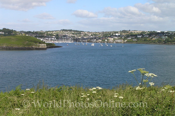 Kinsale - View from Fort Charles 1