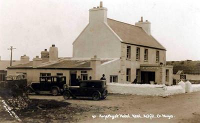 Amethyst Hotel, Keel, Achill