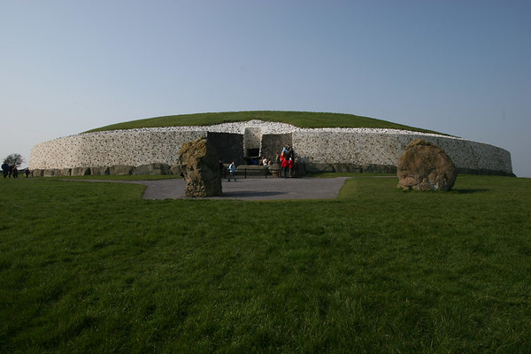 Newgrange, Co Meath, Ireland