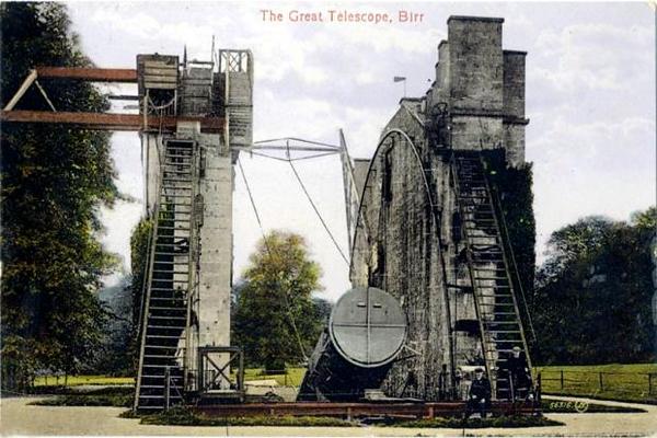 The Great Telescope at Birr