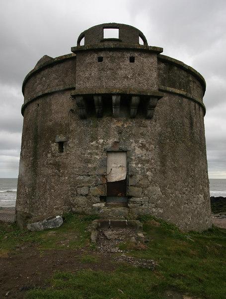 Martello Tower, Portane, Co Dublin