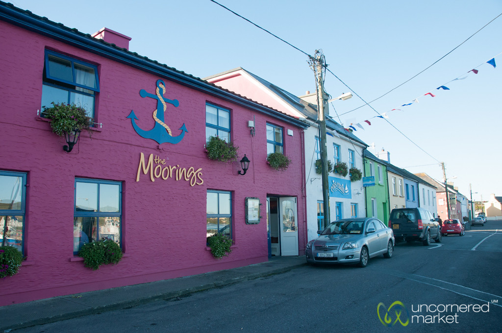 The Moorings in Portmagee, Ireland