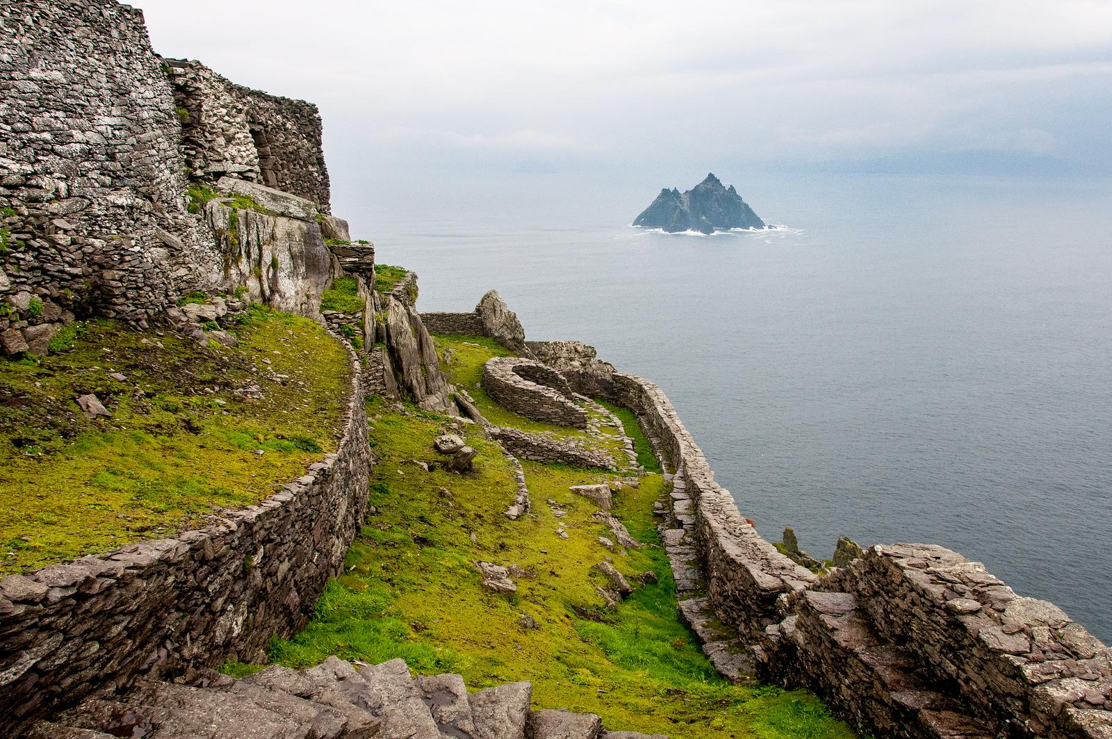 Sceilg Mhichíl UNESCO World Heritage Site, Ireland