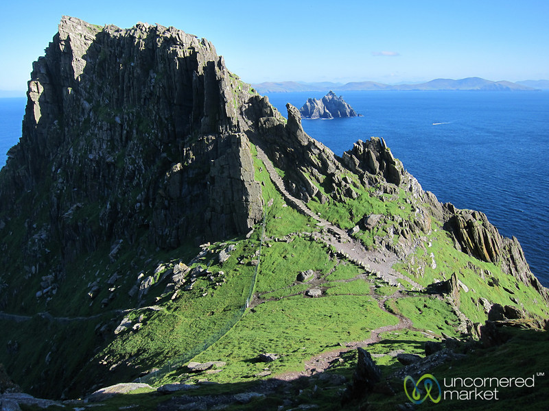 Skellig Michael Views - Ireland