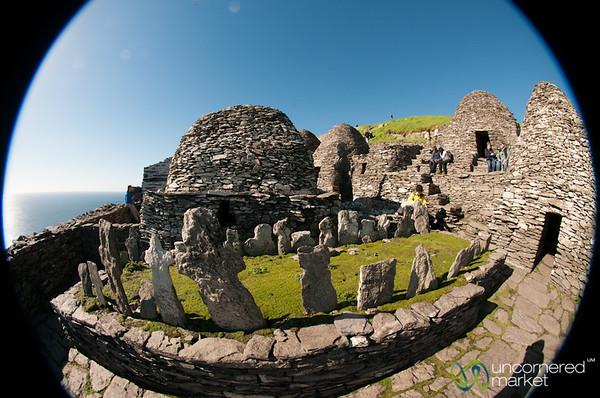 Skellig Michael, Medieval Monastic Settlement - Ireland