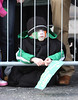 Parade-goer - St Patrick's Day, Dublin