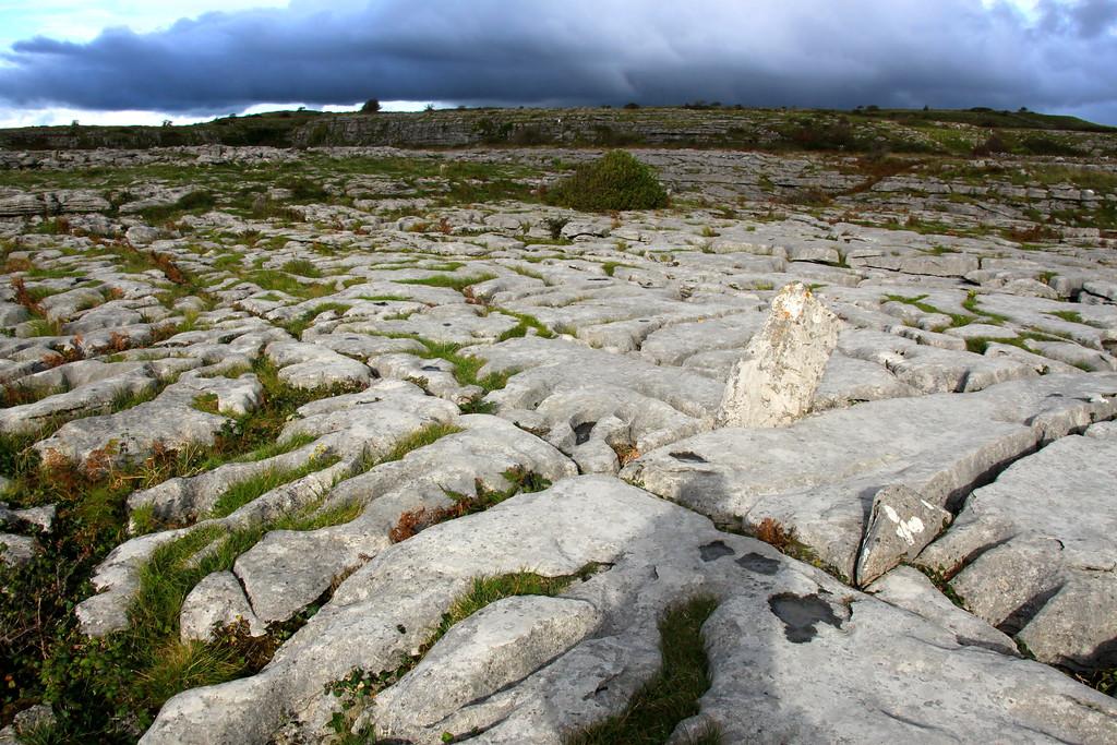 How Barren is The Burren - Ireland - Photo
