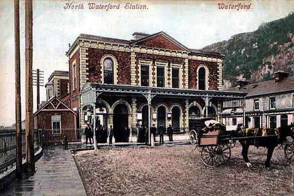 North Waterford Station