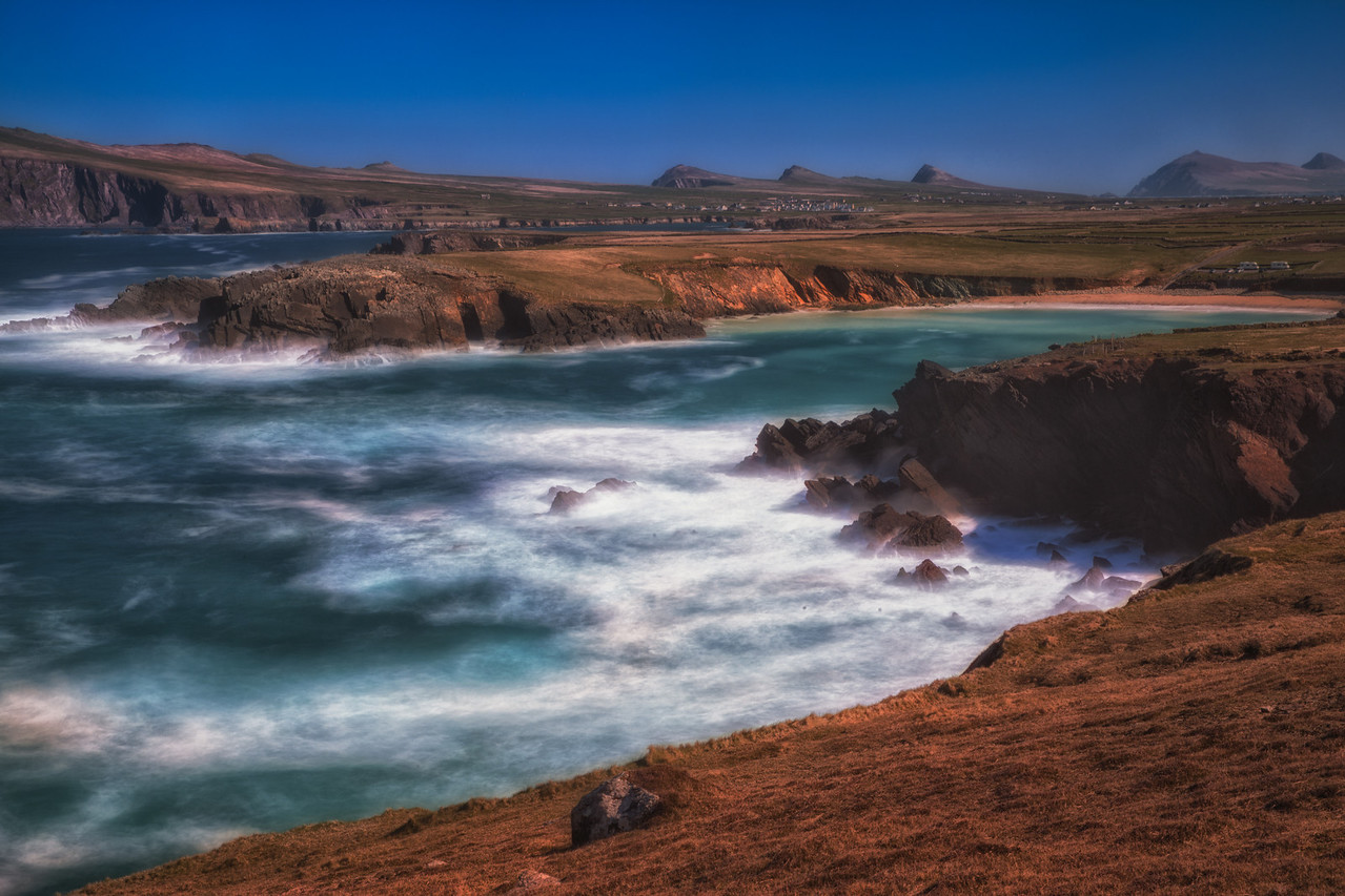 The Slea Head Drive is not to be missed along the Wild Atlantic Way