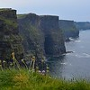 First stop, the Cliffs of Moher!