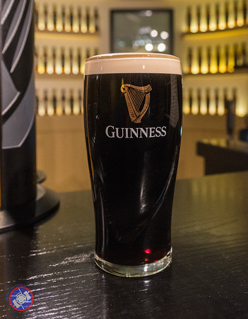 A Perfectly Poured Pint of Guinness (©simon@myeclecticimages.com)