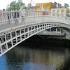 One of several Dublin bridges