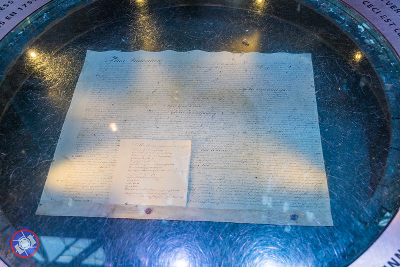 Copy of the Land Lease Signed by Arthur Guinness (©simon@myeclecticimages.com)