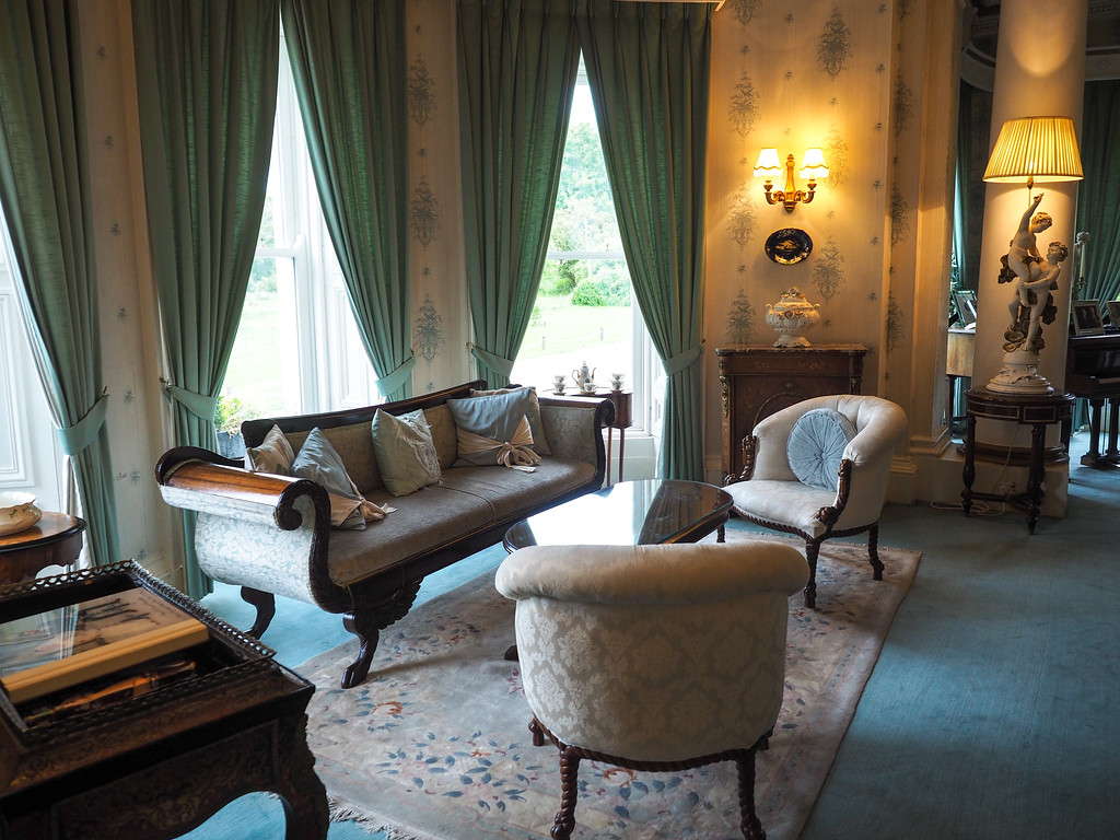 Mamie's Lounge at Ballyseede Castle