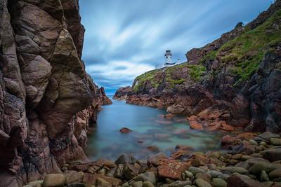 Fanad Head Lighthouse in Ireland