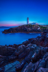 Fanad Head Lightouse at Sunset