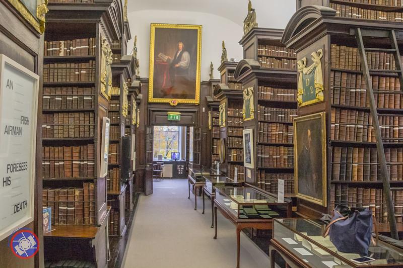 Marsh Library, Dublin, Ireland