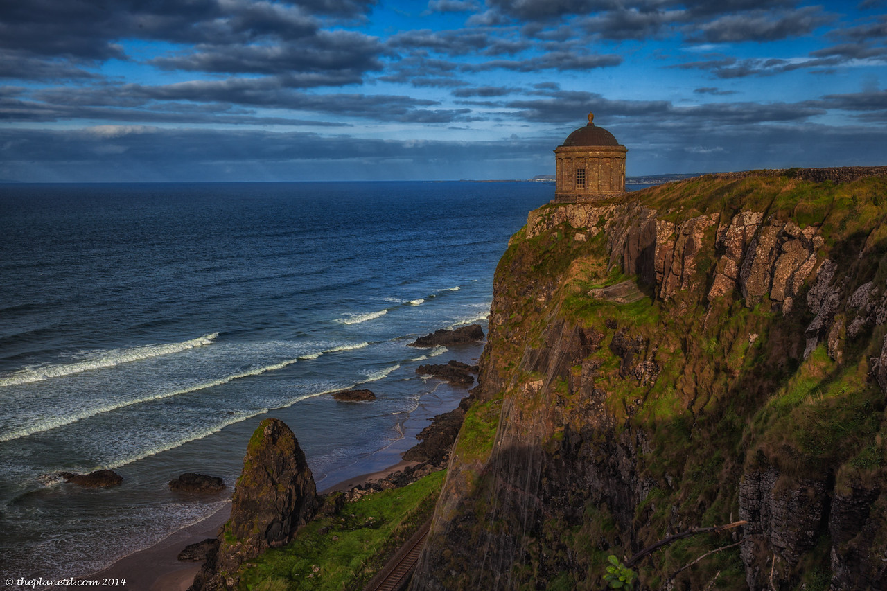 Mussenden Temple Game of Thrones