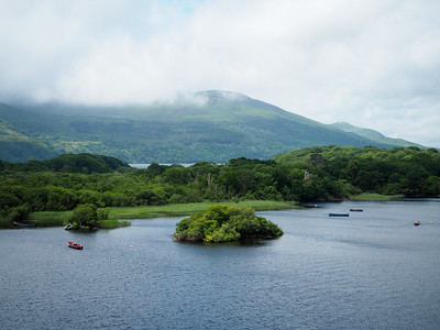 Killarney National Park in Ireland