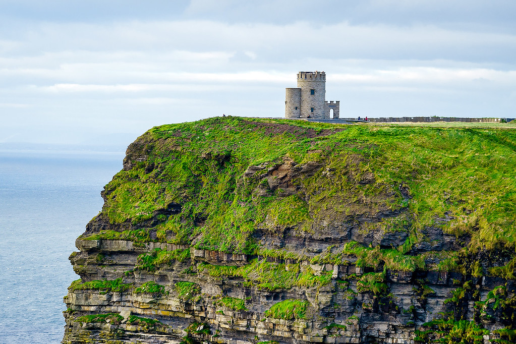Cliffs of Moher Tower