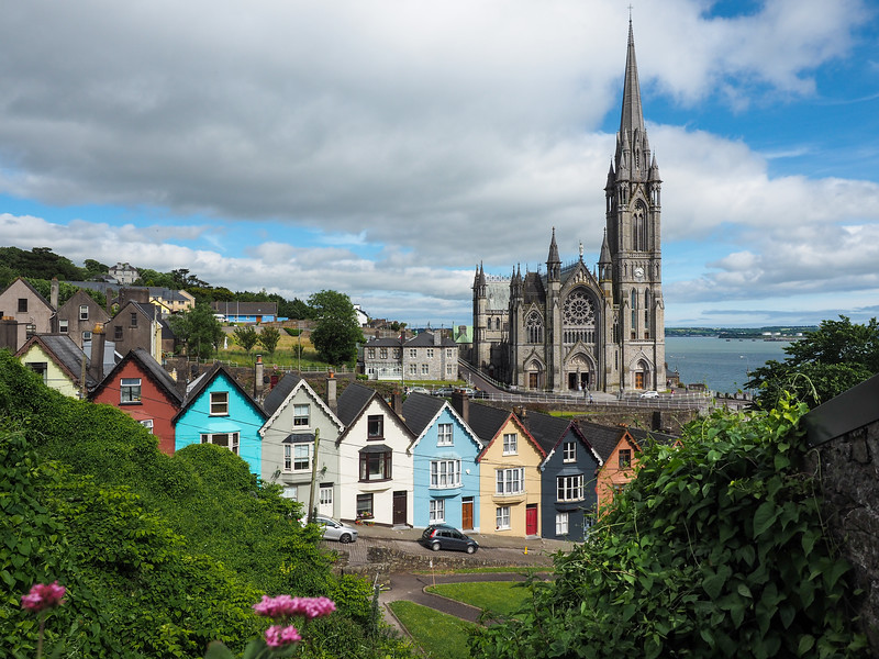 St Colman's Cathedral in Cobh, Ireland