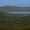 Descending toward Dingle from the Conor Pass