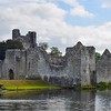 Day #2 - 1st stop, Desmond Castle in the village of Adare