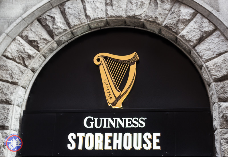 Entrance to the Guinness Storehouse (©simon@myeclecticimages.com)