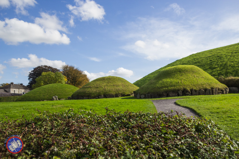 Some of the Smaller Mounds at Knowth (©simon@myeclecticimages.com)