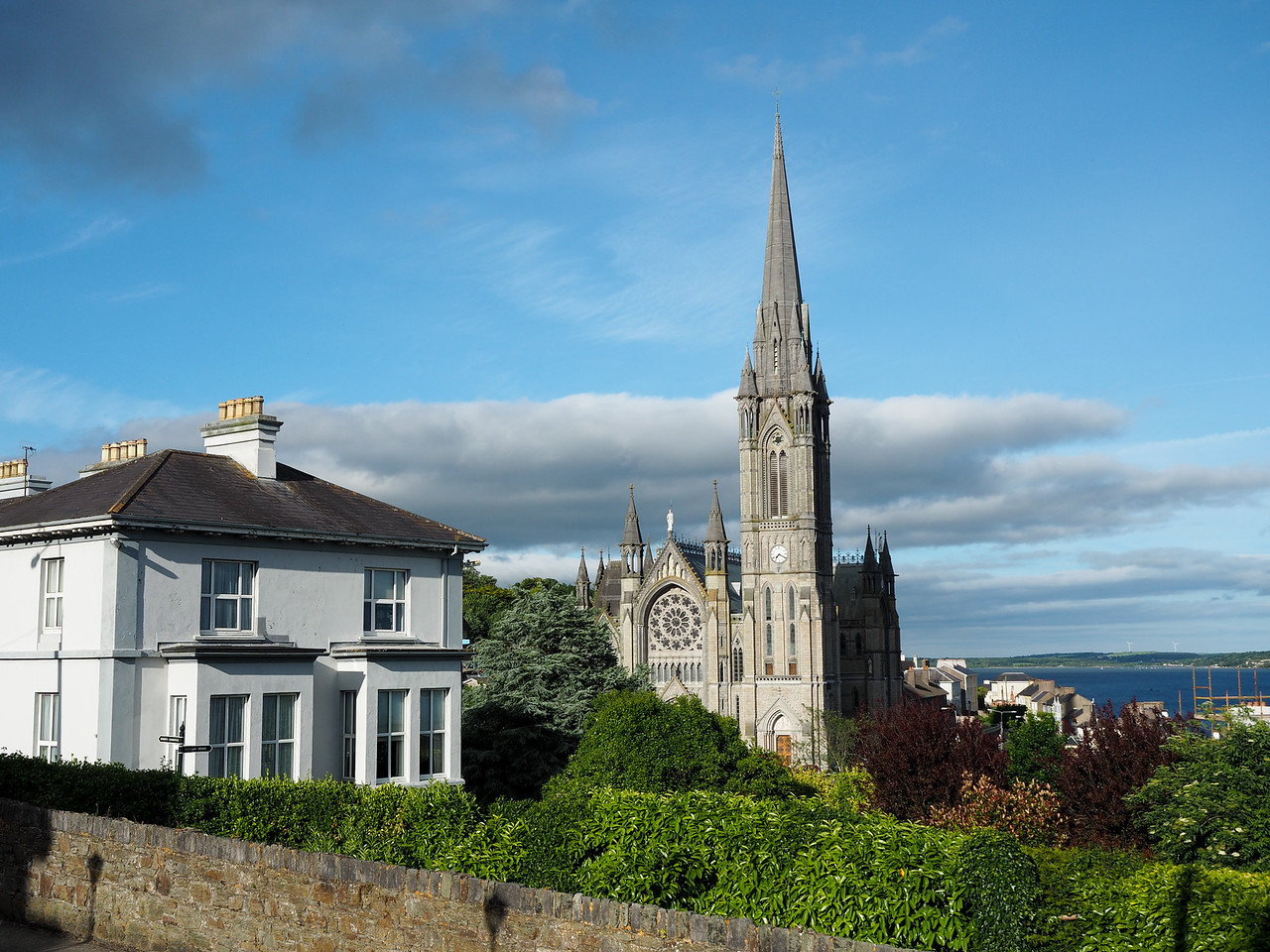 View from Bella Vista Hotel & Self Catering Suites in Cobh