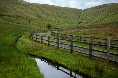 Ballaghnairillick River Gleniff