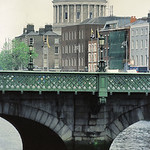 Dublin - Four Courts - Baile �tha Cliath