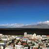 Reykjavík et baie de Faxaflói