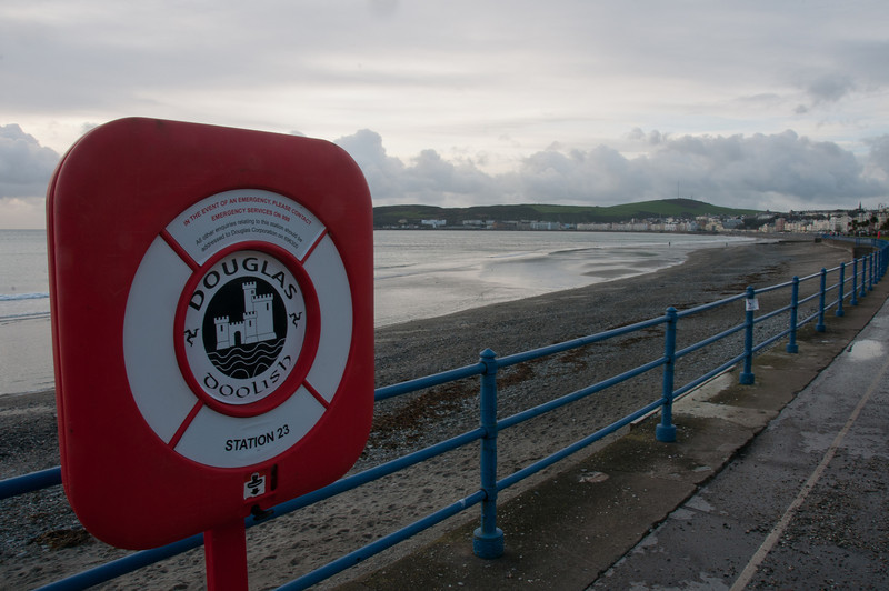 Sightings along the coastline at Isle of Man