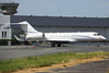 M-NAME Bombardier Global 6000 BD-700-1A10 c/n 9706 Paris-Le Bourget/LFPB/LBG 10-07-16