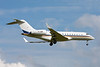 M-JANP Bombardier Global 5000 BD-700-1A11 c/n 9293 Maastricht-Aachen/EHBK/MST 03-08-09
