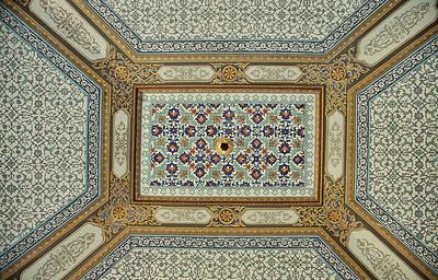 Palais de Topkapı - Plafond inspiré