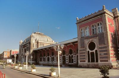 Gare de Çirkeci