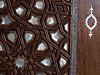 Door detail, mausoleum of Sultan Selim II