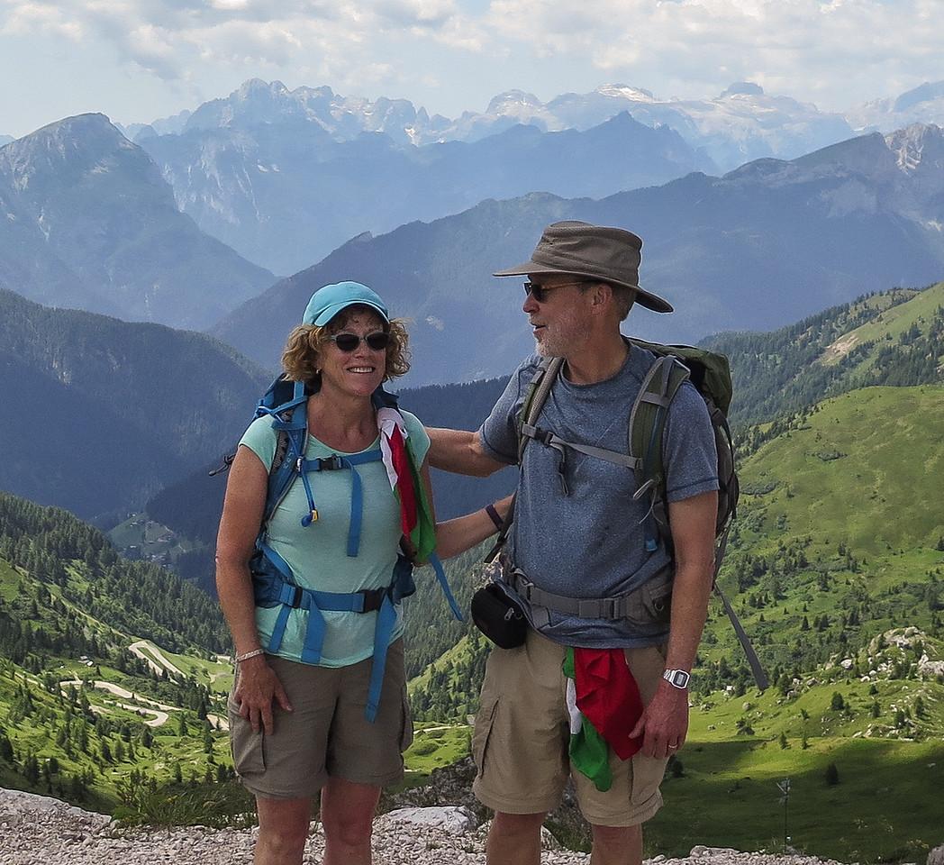 Le Dolomiti - Day 6