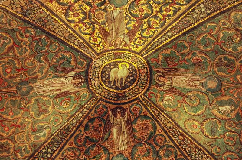 Galla Placidia Mausoleum (5th C)