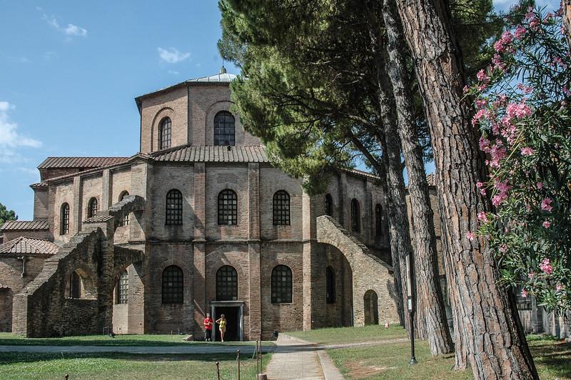 San Vitale (6th C)