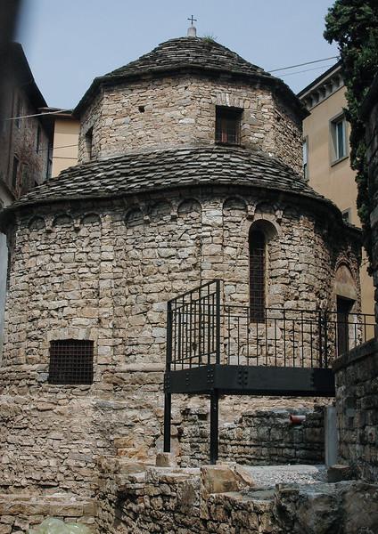 Tempietto Santa Croce - (11C)