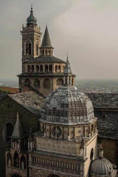 Cappella Collione (15C) and Santa Maria Maggiore