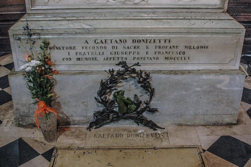 Donizetti Tomb